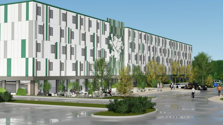 St. Clair College – New Student Residence